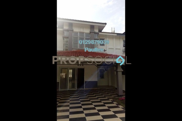 For Sale Terrace at PP 5, Taman Putra Prima Freehold Unfurnished 4R/3B 648k