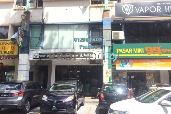 For Rent Shop at PJS 7, Bandar Sunway Leasehold Unfurnished 0R/2B 7.5k