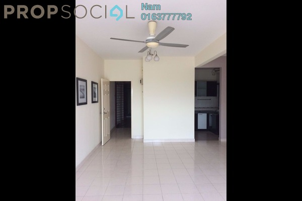 For Rent Condominium at Casa Puteri, Bandar Puteri Puchong Freehold Semi Furnished 3R/2B 1.3k