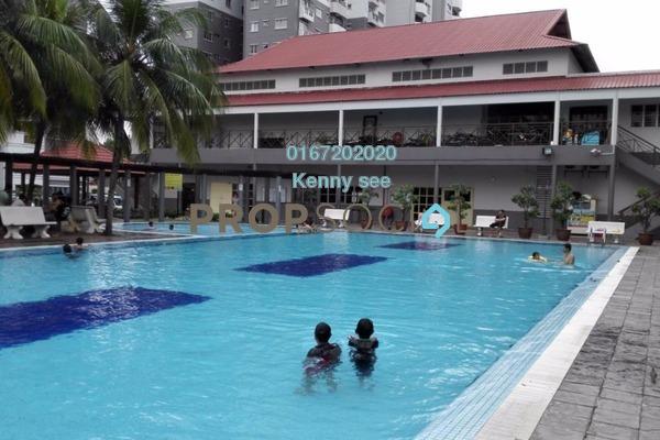 For Sale Condominium at Endah Ria, Sri Petaling Leasehold Unfurnished 3R/2B 425k