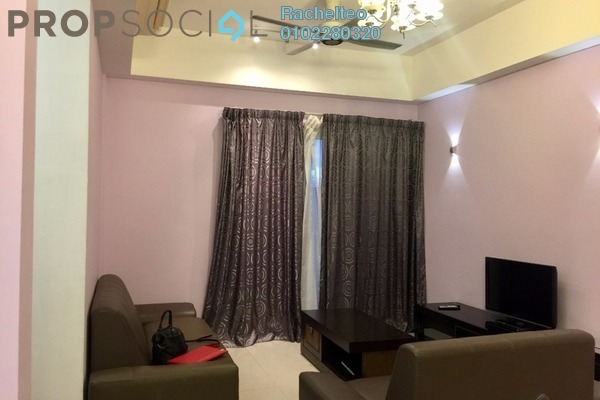 For Sale Condominium at Gaya Bangsar, Bangsar Leasehold Fully Furnished 1R/1B 816k