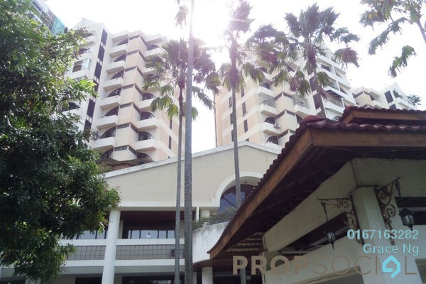 For Rent Condominium at Menara Hartamas, Sri Hartamas Freehold Fully Furnished 3R/3B 2.8k