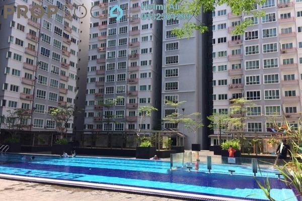 For Sale Condominium at Banjaria Court, Batu Caves Leasehold Semi Furnished 3R/2B 420k