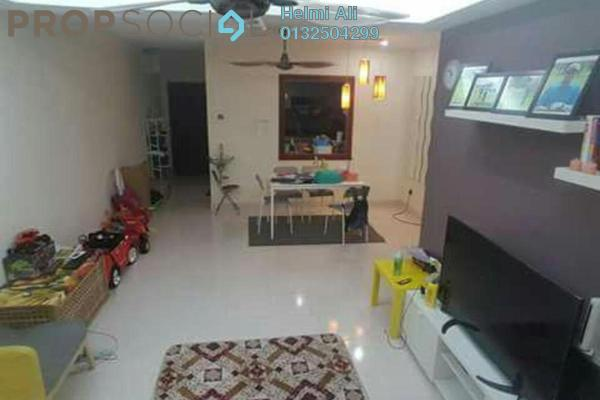 For Sale Condominium at Symphony Heights, Selayang Leasehold Semi Furnished 3R/3B 430k