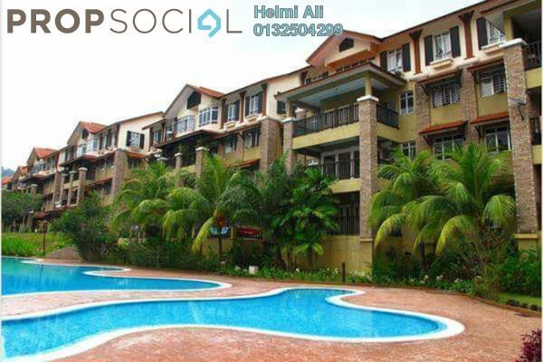 For Sale Condominium at D'Rimba, Kota Damansara Leasehold Semi Furnished 3R/2B 450k