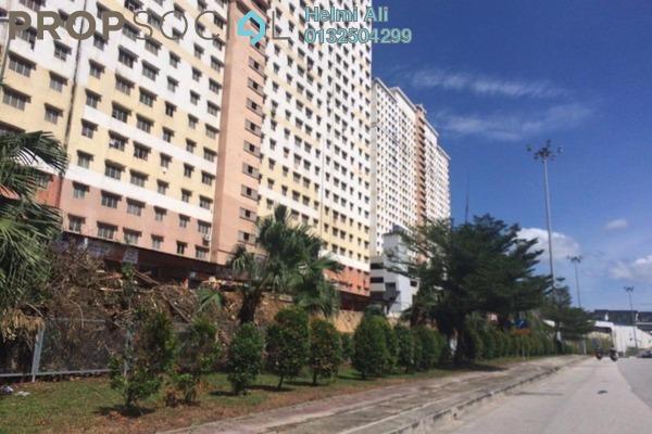 For Sale Apartment at Flora Damansara, Damansara Perdana Leasehold Semi Furnished 3R/2B 115k