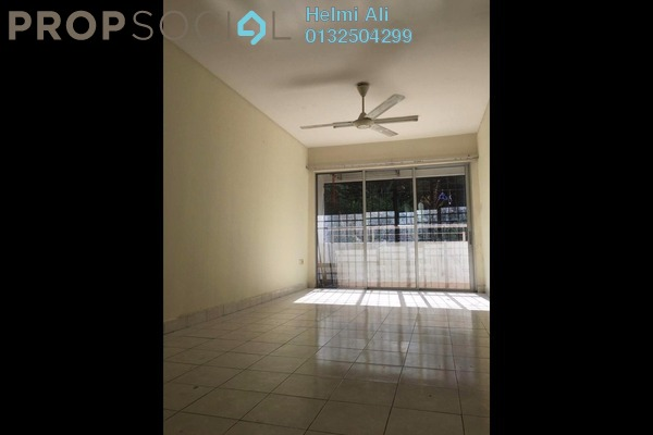 For Sale Apartment at Flora Damansara, Damansara Perdana Leasehold Semi Furnished 3R/2B 230k