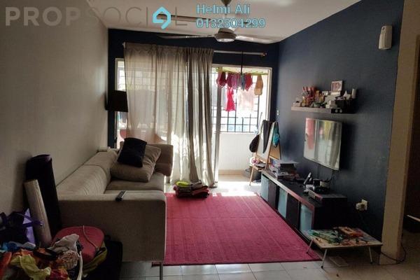 For Sale Apartment at Flora Damansara, Damansara Perdana Leasehold Semi Furnished 3R/2B 230k