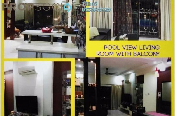 For Sale Condominium at Hartamas Regency 1, Dutamas Freehold Fully Furnished 3R/2B 940k