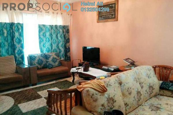 For Sale Terrace at Saujana Puchong, Puchong Leasehold Semi Furnished 4R/3B 480k