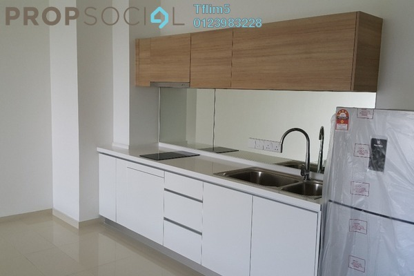 For Rent Condominium at Plaza Arcadia, Desa ParkCity Freehold Semi Furnished 1R/1B 2.5k