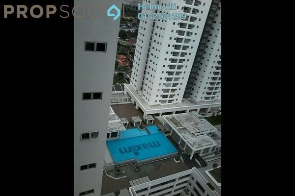 For Sale Condominium at Maxim Citilights, Sentul Leasehold Semi Furnished 3R/2B 405k