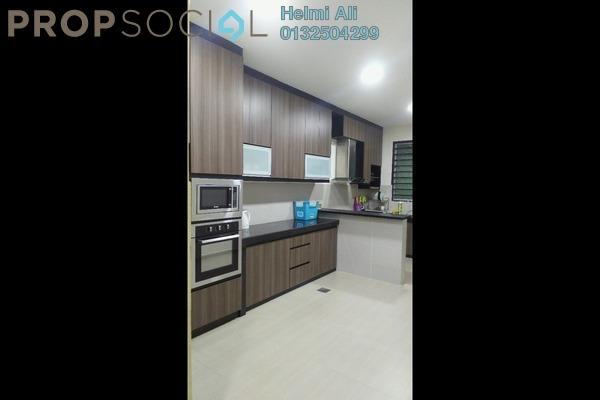 For Sale Terrace at Alwinix, Bandar Sri Sendayan Freehold Semi Furnished 4R/3B 520k