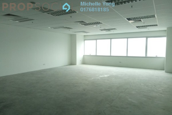 For Sale Office at KL Eco City, Mid Valley City Leasehold Semi Furnished 1R/1B 1.9m