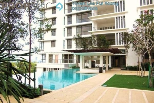 For Sale Condominium at Bangsar Peak, Bangsar Freehold Semi Furnished 5R/4B 3.74m