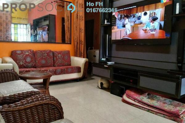 For Sale Terrace at Taman Scientex, Pasir Gudang Freehold Semi Furnished 3R/2B 238k