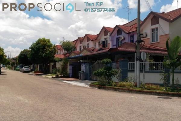 For Sale Terrace at Taman Banang Ria, Batu Pahat Freehold Unfurnished 4R/3B 390k