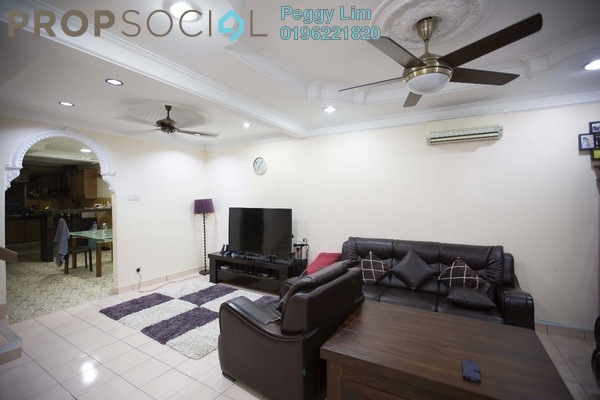 For Sale Terrace at PP 3, Taman Putra Prima Freehold Semi Furnished 4R/3B 699k
