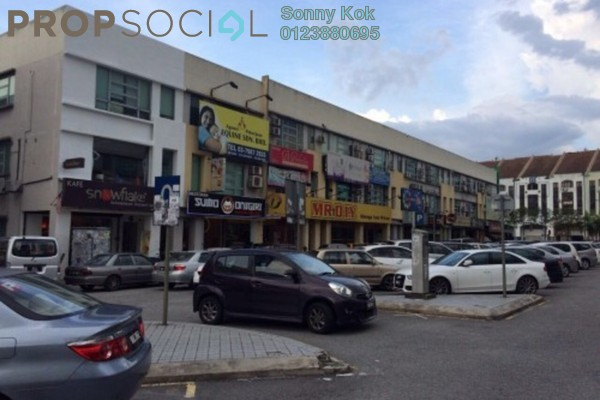 For Rent Shop at Taman Kuchai Jaya, Kuchai Lama Leasehold Unfurnished 0R/0B 19.0千