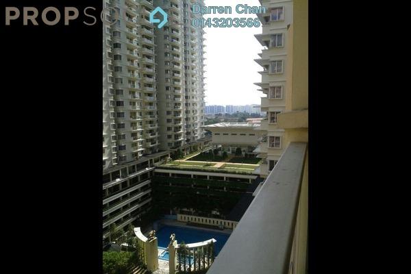 For Rent Condominium at Platinum Hill PV6, Setapak Freehold Semi Furnished 4R/2B 1.8k