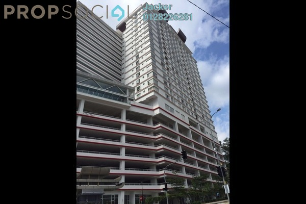 For Rent Condominium at Imperial Residence, Cheras South Freehold Semi Furnished 3R/2B 1.2k