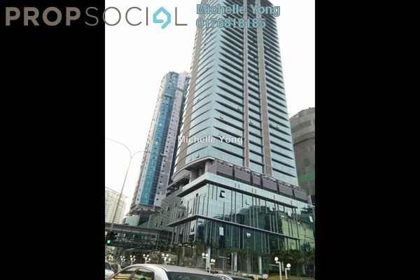 For Rent Office at Vertical Suites, Bangsar South Leasehold Unfurnished 0R/1B 3.25k