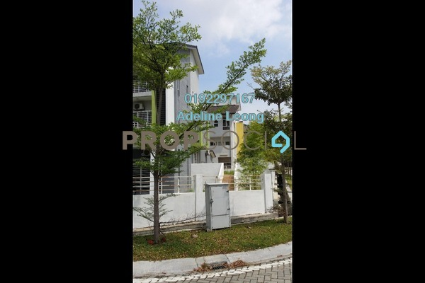 For Rent Terrace at D'Impian Tropika, Balakong Freehold Unfurnished 6R/5B 3k