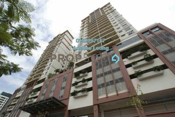 For Rent Condominium at D'Alamanda, Cheras Leasehold Semi Furnished 2R/1B 1.5k