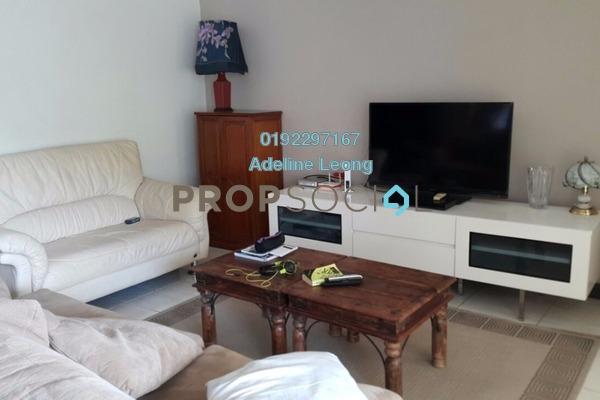 For Rent Duplex at Armanee Terrace I, Damansara Perdana Leasehold Fully Furnished 4R/3B 2.8k