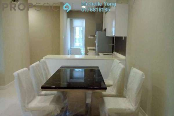 For Rent Condominium at Camellia, Bangsar South Leasehold Fully Furnished 3R/2B 4.4k
