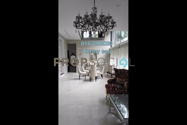 For Rent Bungalow at 20trees West, Melawati Freehold Fully Furnished 5R/6B 15k