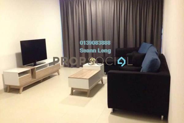 For Rent Condominium at AraGreens Residences, Ara Damansara Freehold Fully Furnished 2R/3B 2.6k