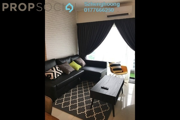 For Rent Condominium at D'Latour, Bandar Sunway Leasehold Fully Furnished 2R/2B 2.5k