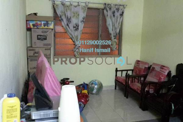 For Sale Apartment at Cendana Apartment, Bandar Sri Permaisuri Leasehold Semi Furnished 3R/2B 230k