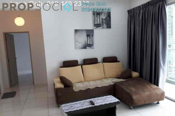 For Rent Condominium at The Latitude, Tanjung Tokong Freehold Fully Furnished 4R/3B 2.4k