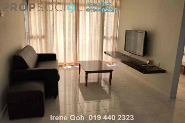 For Rent Condominium at E-Park, Batu Uban Freehold Fully Furnished 3R/2B 1.5k