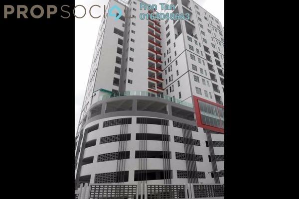 For Sale Condominium at Jambul Heights, Bukit Jambul Freehold Unfurnished 3R/3B 850k