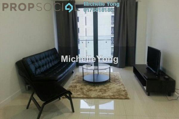For Rent Condominium at The Elements, Ampang Hilir Freehold Fully Furnished 0R/1B 1.7k