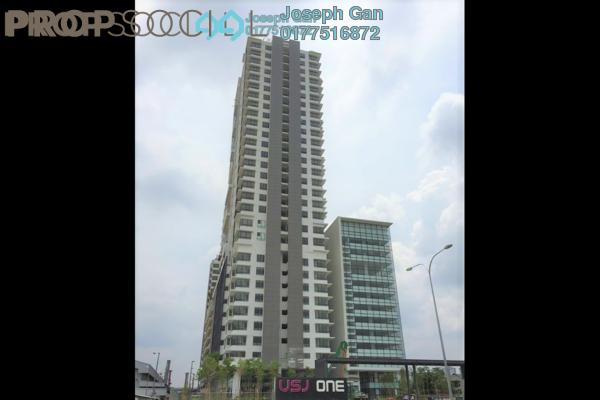 For Rent Condominium at You One, UEP Subang Jaya Freehold Semi Furnished 2R/1B 1.8k