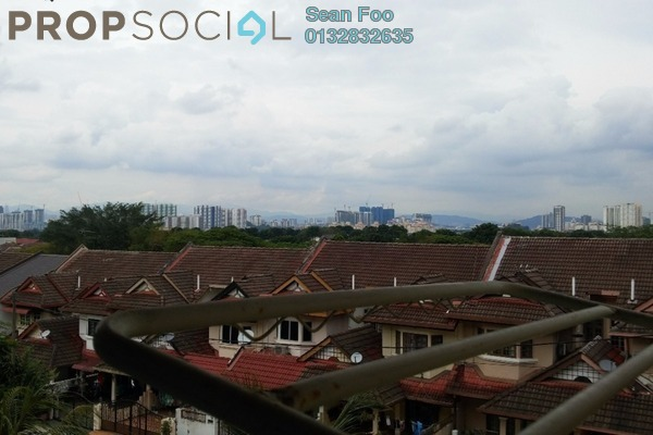 For Sale Serviced Residence at Seri Kasturi, Bandar Kinrara Freehold Semi Furnished 3R/2B 380k