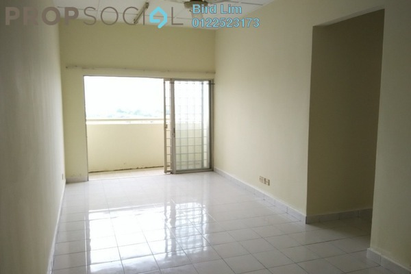 For Rent Apartment at Sri Teratai Apartment, Bandar Kinrara Freehold Unfurnished 3R/2B 940translationmissing:en.pricing.unit
