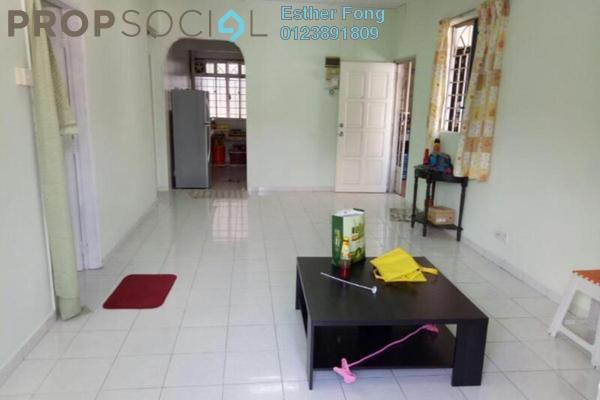 For Rent Apartment at Taman Jinjang Baru, Jinjang Freehold Semi Furnished 3R/1B 700translationmissing:en.pricing.unit