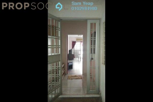 For Rent Condominium at Pelangi Indah, Jalan Ipoh Freehold Fully Furnished 3R/2B 1.2k