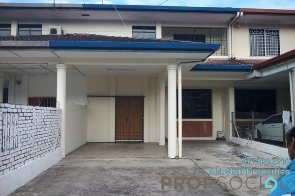 For Sale Terrace at Taman Darius, Putatan Leasehold Unfurnished 3R/3B 600k