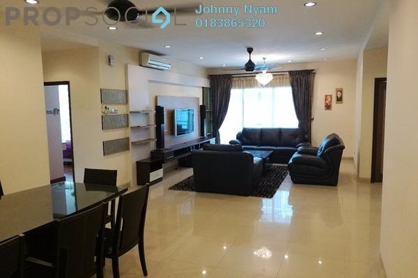 For Rent Condominium at Taragon Puteri YKS, KLCC Freehold Fully Furnished 3R/4B 6k