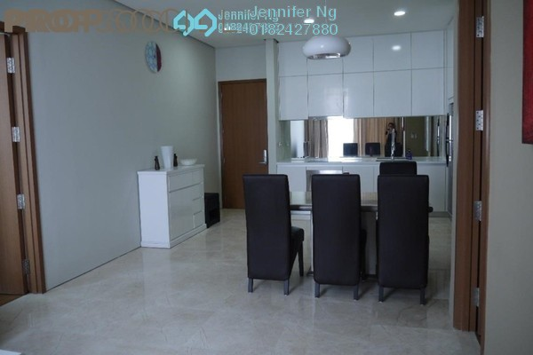 For Rent Condominium at Soho Suites, KLCC Freehold Fully Furnished 3R/2B 4.2k
