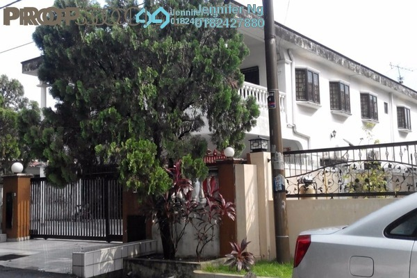 For Rent Bungalow at Section 2, Petaling Jaya Freehold Semi Furnished 8R/7B 5.8k