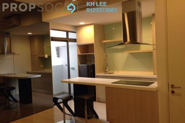 For Sale Condominium at Eve Suite, Ara Damansara Freehold Fully Furnished 1R/1B 565k