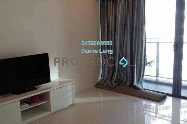 For Rent Condominium at Summer Suites, KLCC Leasehold Fully Furnished 2R/1B 3.3k