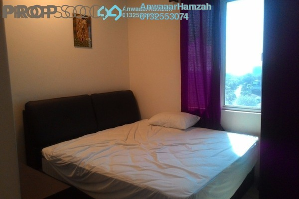 For Rent Apartment at TTDI Adina, Shah Alam Leasehold Fully Furnished 2R/2B 1.9k